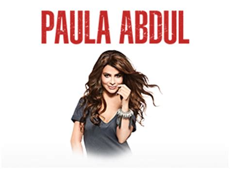 Paula Abduls Antics Not Welcomed by Paula Abdul Upcoming Shows Live Nation
