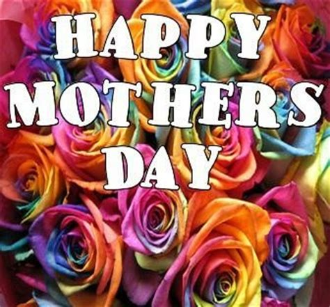 happy mothers day  color flowers mothers day myniceprofilecom
