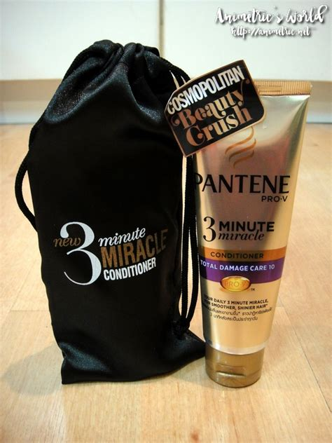 Harga Pantene 3 Minute Miracle Review pantene 3 minute miracle conditioner review animetric s