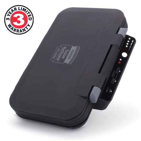 reset laptop battery pack revive solar restore px6000 power bank charger usb