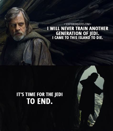 star wars   jedi quotes  scattered quotes