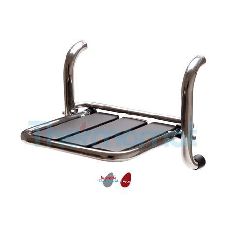 sedile per doccia ribaltabile thermomat sedile ribaltabile doccia inox compra