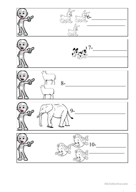 this that these those worksheet free esl printable