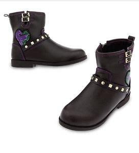 disney store descendants 2 mal evie boots sneakers 10 11