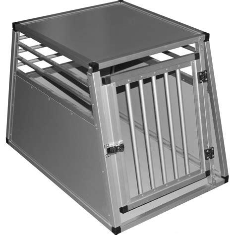 small puppy crate aluminium 1 door crate small from splendid pets uk