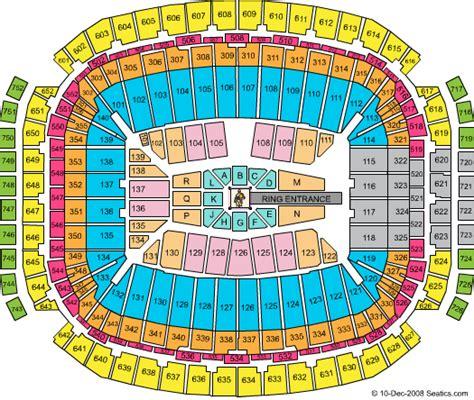 houston reliant stadium seating chart reliant stadium seating chart