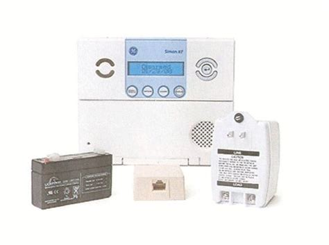 ge simon xt wireless home security system from ge