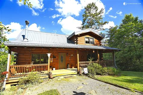 Rustic Cabin Rentals Nc by Cabin Rental With A Tub Near Asheville