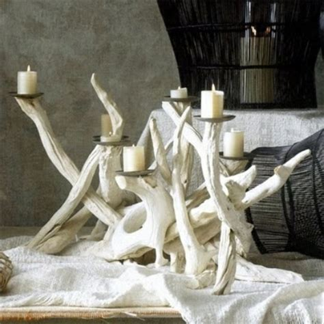 Kerzenhalter Treibholz by Wunderbare Treibholz Deko Die Auch Praktisch Sein Kann