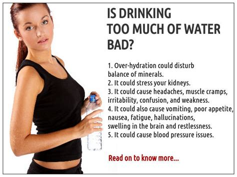 If It Happens To by What Happens If You Drink Much Water Boldsky