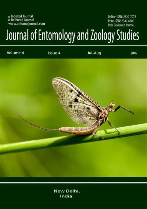 Mba In Entomology buy journal of entomology and zoology studies subscription