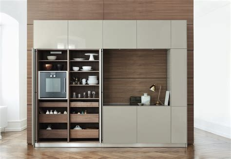 Building Kitchen Cabinet Boxes bulthaup b3 rotary sliding door cabinet by bulthaup
