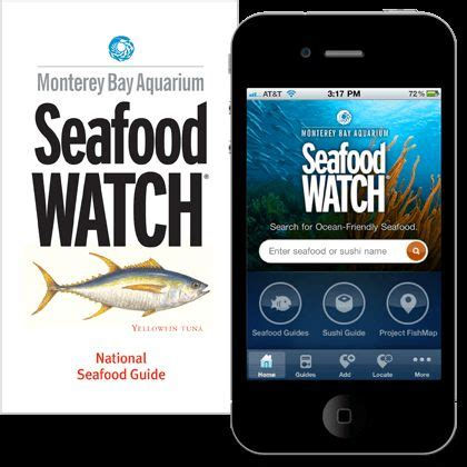 Mba Seafood Pocket Guide by 9 Best Seafood Images On