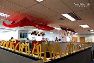 halloween themes for workplace diy a halloween office idea psycho mc donald s