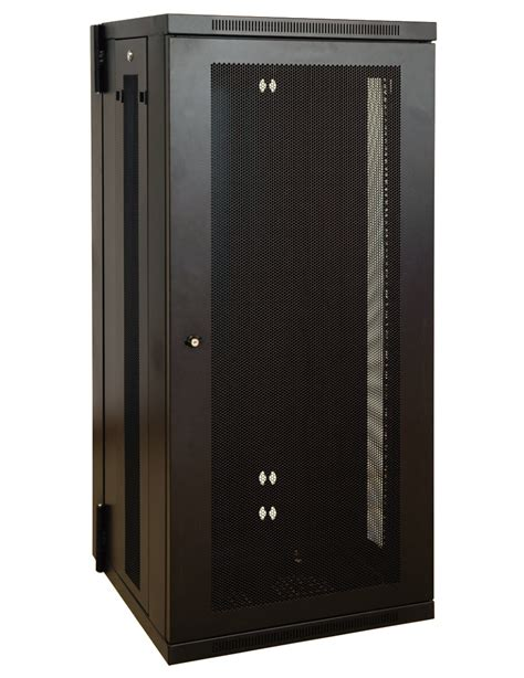 tripp lite srw26us 26u wall mount rack enclosure cabinet