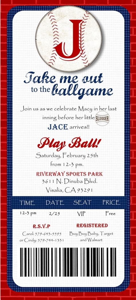 sports baby shower invitations templates sports themed baby shower invitations templates