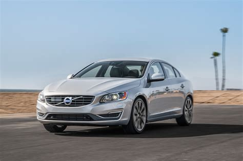 volvo test drive 2015 volvo s60 t6 drive e first test motor trend