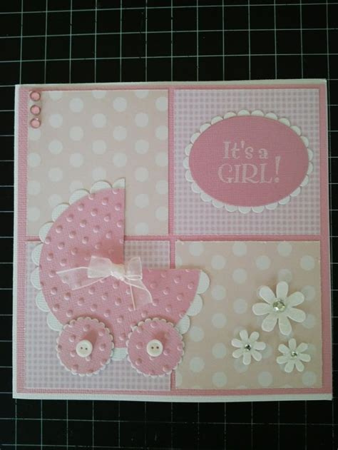 Handmade Baby Scrapbook Ideas - 25 best ideas about baby cards on baby