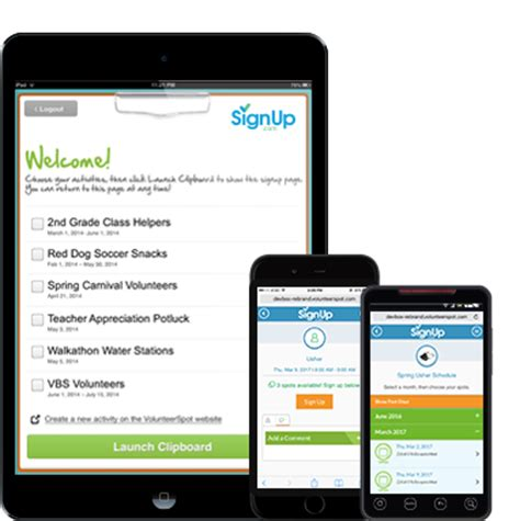 mobile sign up take signup on the go with signup mobile signup