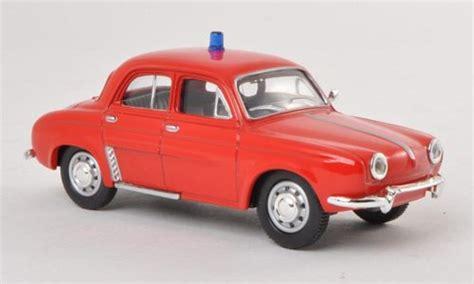 1960 renault dauphine renault dauphine feuerwehr f 1960 mcw diecast model car