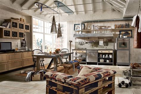 home decor styles vintage and industrial style kitchens by marchi group