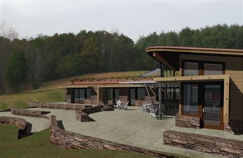 earthship house designs jetson green earthship farmstead receives passive house certification