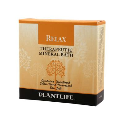 Mineral Bath Salts Detox by Relax Therapeutic Mineral Bath Salt Herbs Can Cleanse
