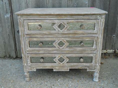Washed Wood Dresser by White Washed Wood Mirror Dresser Furniture Design
