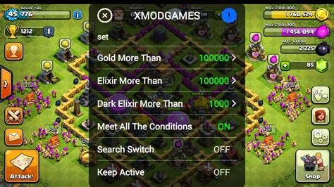 cara xmod game coc cara cheat coc dengan xmod games