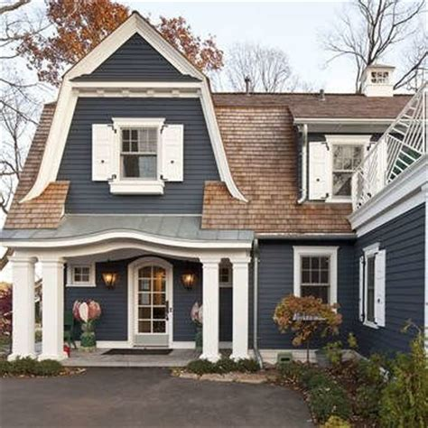 Blue Gray Exterior Paint | blue gray exterior paint colors
