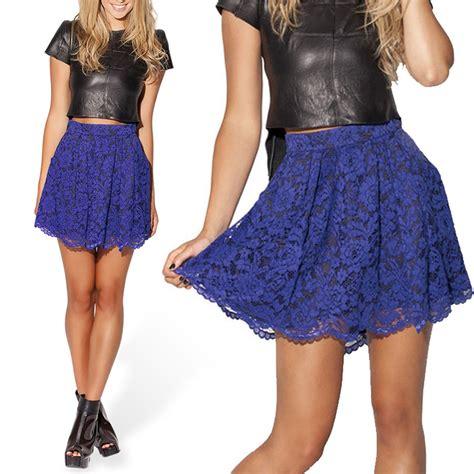 saias femininas 2015 skirts womens tutu blue lace
