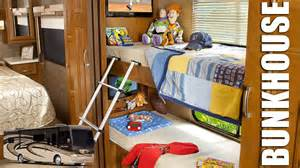 Class A Rv With Bunk Beds 2013 Diesel Motorhomes With Bunk Beds Bunk House Diesel Pushers Small Diesel Class A Rv
