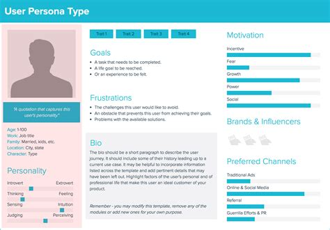 xtensio how to create a user persona best guide