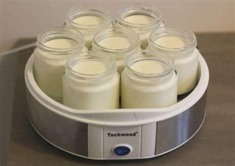 recette de yaourts maison express vanille coulis de caramel