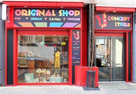 Shoo Original the original shop singulier e