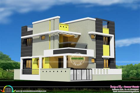 new modern house plans july 2016 kerala home design and floor plans