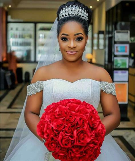 Bridal Hairstyles In Nigeria 2016 by 16 Stunning Hairstyles For Brides