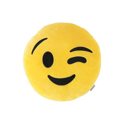 emoji wink all emoji pillows available 1 emoji store emoji island