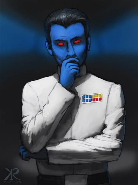star wars thrawn 1780894848 grand admiral thrawn commission by montano fausto on
