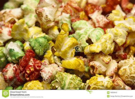 colorful popcorn colorful popcorn stock photos image 18920643