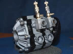 small rotary motor two rotor wankel engine rc groups r c models