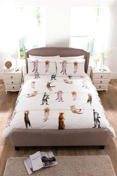 living animal print duvet cover set kingsize kitten bed set animal print duvet cover sets king size single bedding designer kitten
