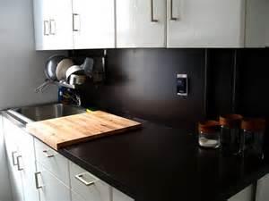 Black Laminate Kitchen Cabinets Laminate Kitchen Countertop Black Home Interiors