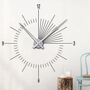 wohnzimmer wanduhren 93 designscape 174 wandtattoo uhr moderne zeit innovative