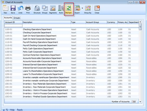 Quickbooks Chart Of Accounts Excel Template by Chart Of Accounts Exle Building Pictures To Pin On