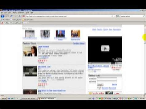 old youtube layout firefox how to see the old youtube layout youtube