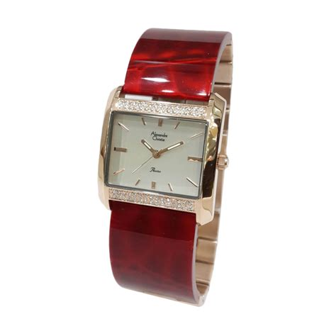 Jam Tangan Wanita Cewek Alexandre Christie 5007lr Gold jual alexandre christie passion2536lhbrgslre gold jam tangan wanita harga