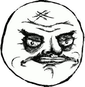 Me Gusta Meme Face - view rage face no me gusta simply reference