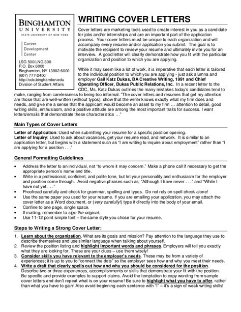 cover letter exle quick learner cover letter for resume