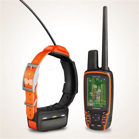 gps tracking collar garmin astro 174 320 w t5 gps tracking collar combo